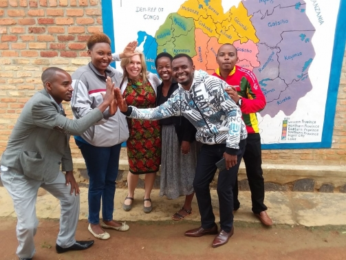 Rwanda English Project 4
